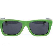 Viendo el mundo a través de las gafas verdes