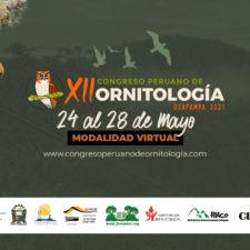 XII Congreso Peruano de Ornitología 2021